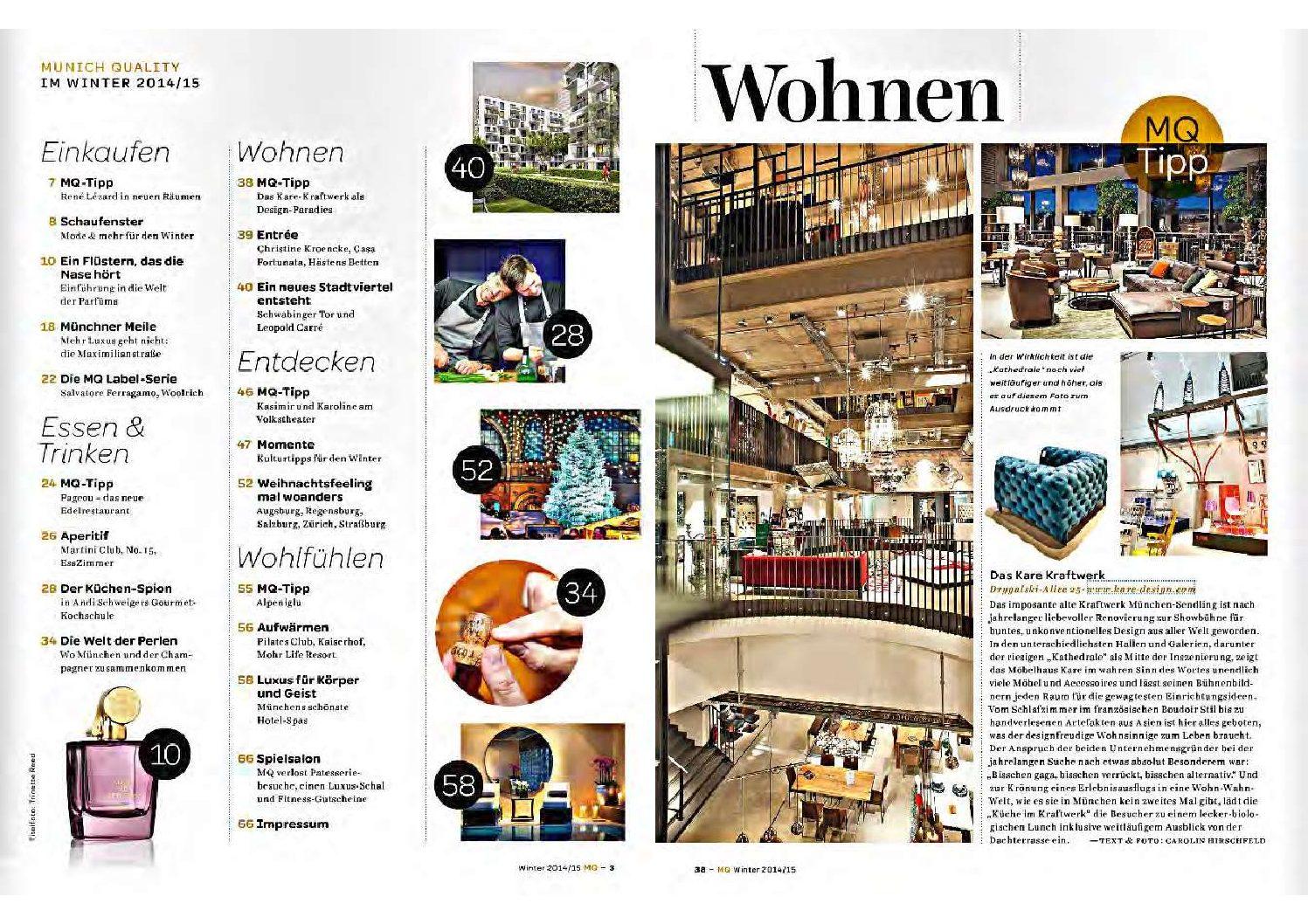 Großzügig 25 Schöne Küchen Magazin Pdf Galerie - Ideen Für Die Küche ...